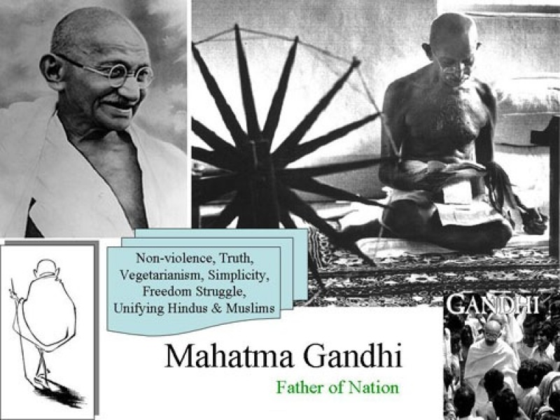Essay on gandhiji in kannada language - Soupio