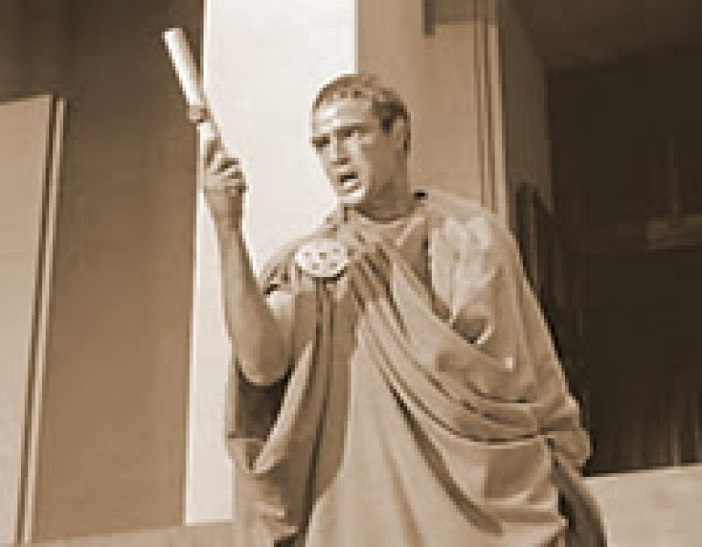 friends, romans, countrymen, lend me your ears; i come to bury caesar, not to praise him -from julius caesar by